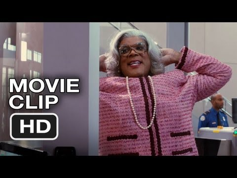 Madea's Witness Protection CLIP #2 - Pat Down (2012) Tyler Perry Movie HD