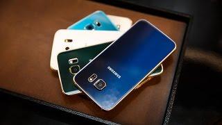كل ماتود معرفته عن الهاتف المحمول Samsung Galaxy S6