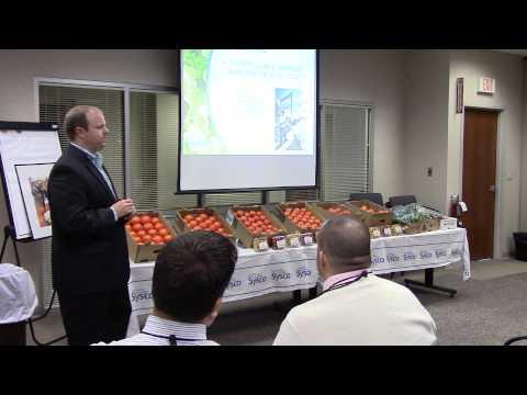 FreshPoint tomato training pt.1