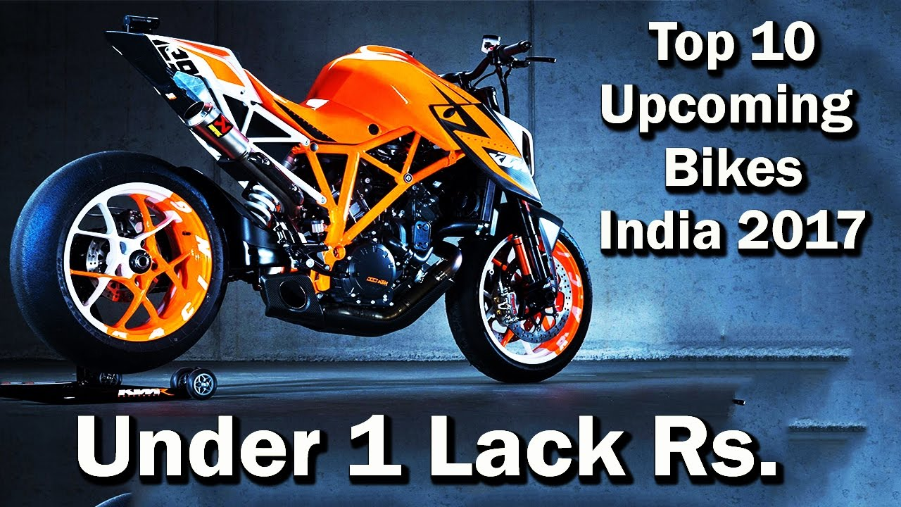 Top 10 Upcoming Bikes In India 2017 Budget Bikes Detailed