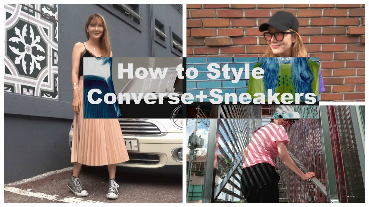 b8a137b868b How to Style Sneakers