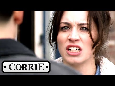 Coronation Street - Shona's Angry Threats Have Little Effect on Josh