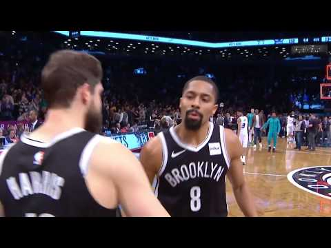 Charlotte Hornets vs Brooklyn Nets | December 26, 2018