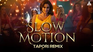 Bharat: Slow Motion Song Tapori Remix DJ AxY | Salman Khan, Disha Patani