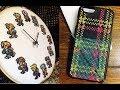 【DIY】刺繍(手芸)を使った可愛い手作り雑貨がハマりそう♡~Pretty handmade goods…