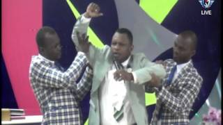 IGE 2016, 08th April - I MUST MAKE IMPACT by Apostle Joshua Talena (part 2A)
