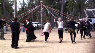 Winding the Maypole
