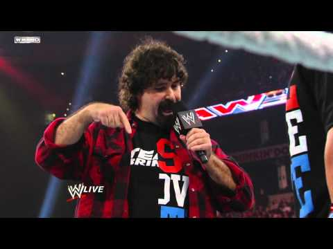 """Raw - Mick Foley hosts """"John Cena, This is Your Life,"""" Part 1"""