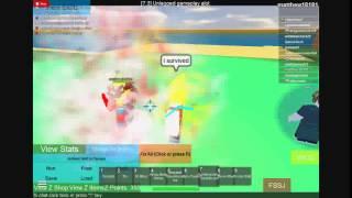 dbof glitch moves stuck roblox