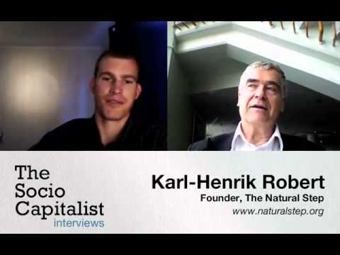 Making Companies Sustainable - The Socio Capitalist and The Natural Step