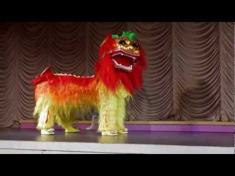 Lion Dance Gangnam Style - NYCCC @ the Convent of the Sacred Heart