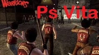 The Warriors en Ps Vita