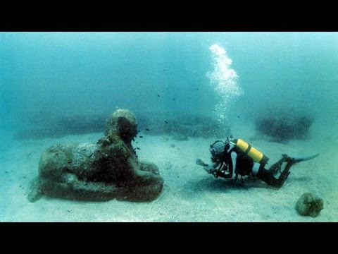 Ancient City Discovered Underwater