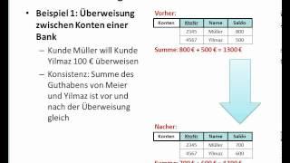 0803: Datenbanken mit MS Access -LE08- Teil3 - Konsistenz/Integrität