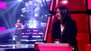 The Voice Kids Thailand - อริส อริสา - Sakurairo Maukoro - 16 Feb 2014