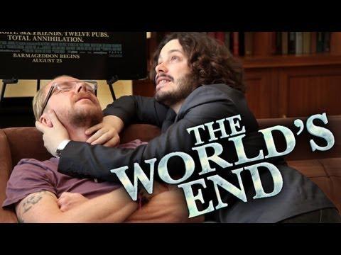 THE WORLD'S END: Barmageddon Begins (Cast & Producer Interviews)