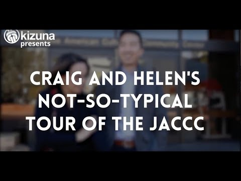 Craig and Helen's NotSoTypical Tour of the JACCC