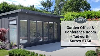 ultimate Garden Office feat. Desk Space & Conference Room REF: 5764
