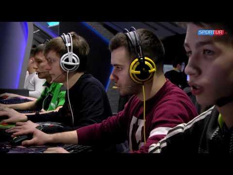 Репортаж с отборочного этапа Кубка Удмуртии по киберспорту CS:GO 12.03.2017