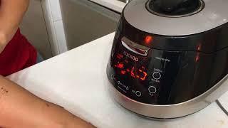 Cuckoo Korean premium pressure rice cooker