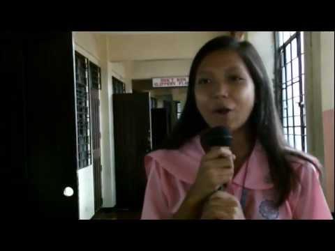 I AM FOR PEACE CAMPAIGN: Jonalyn Grande (Manila)