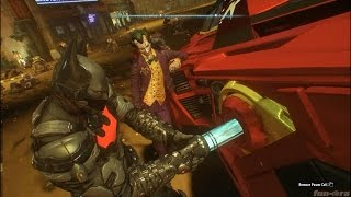 Batman: Arkham Knight - Use the Nimbus Power Cell to repair the Batmobile