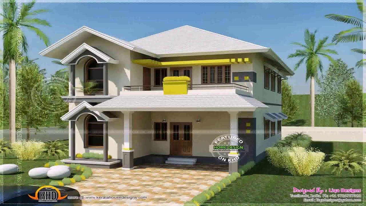 Home Garden Designs In India Youtube