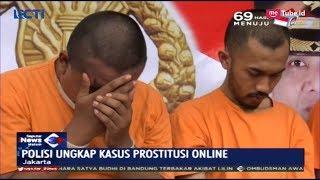 Gambar cover Polisi Ungkap Prostitusi Online Anak di Bawah Umur di Jakarta - SIM 05/02