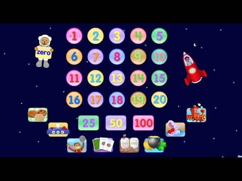 Starfall Numbers : Learn To Count