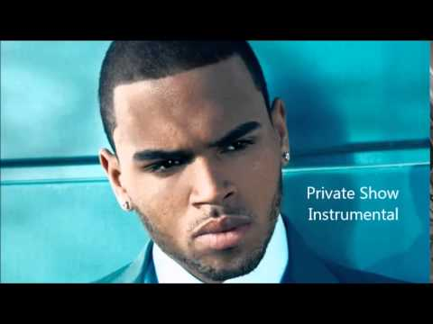 T.I and Chris Brown - Private Show Instrumental