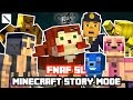 Play as FNAF SL Circus Baby! FULL Assembly Required Minecraft Story Mode