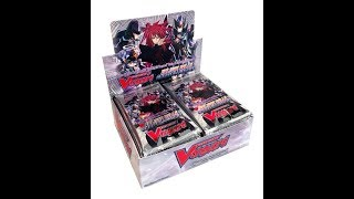 Real opening box 30 buste -Eclissi delle ombre illusorie- cardfight vanguard