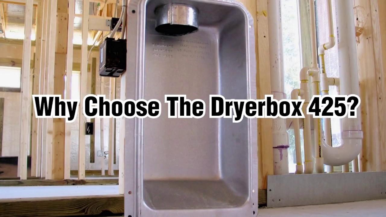 Model DB-425 Specifications | Dryerbox