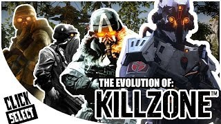 The Evolution of Graphics: Playstation (Killzone Edition)