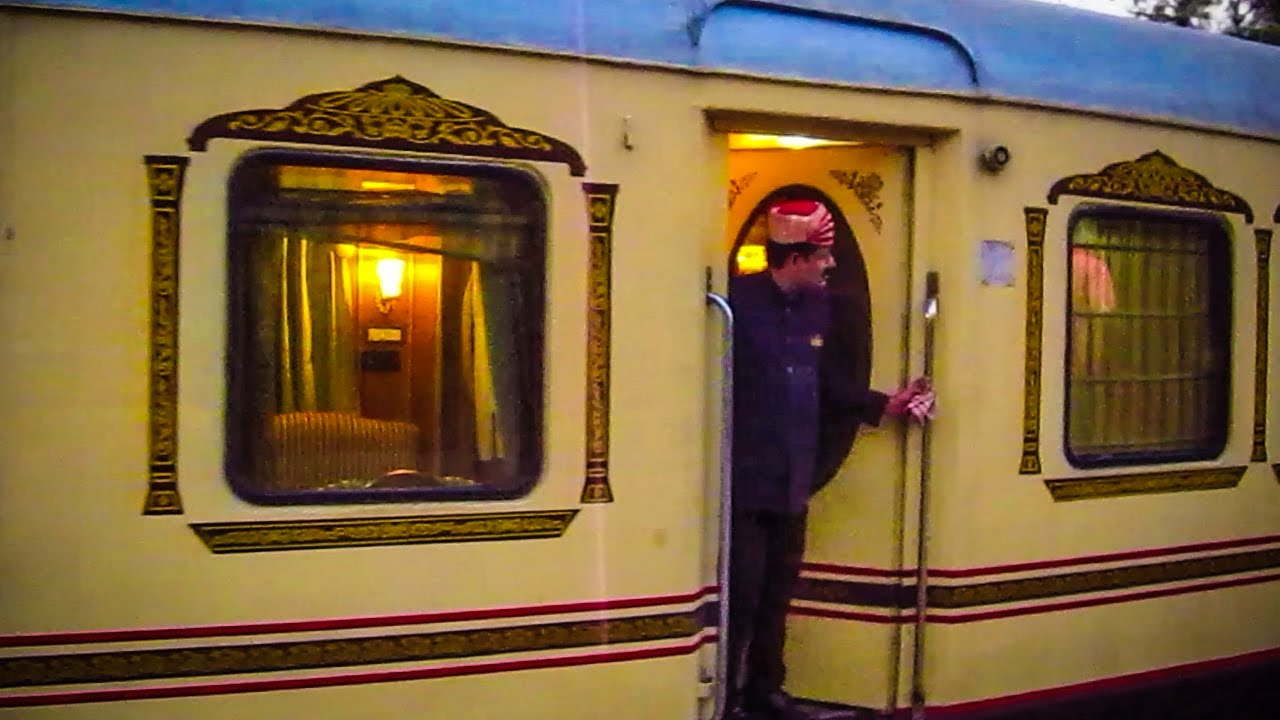 Palace On Wheels - Luxury Train Tours of Royal Rajasthan