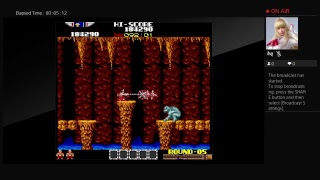 Arcade Archives RYGAR (PS4) One Credit Game Sample
