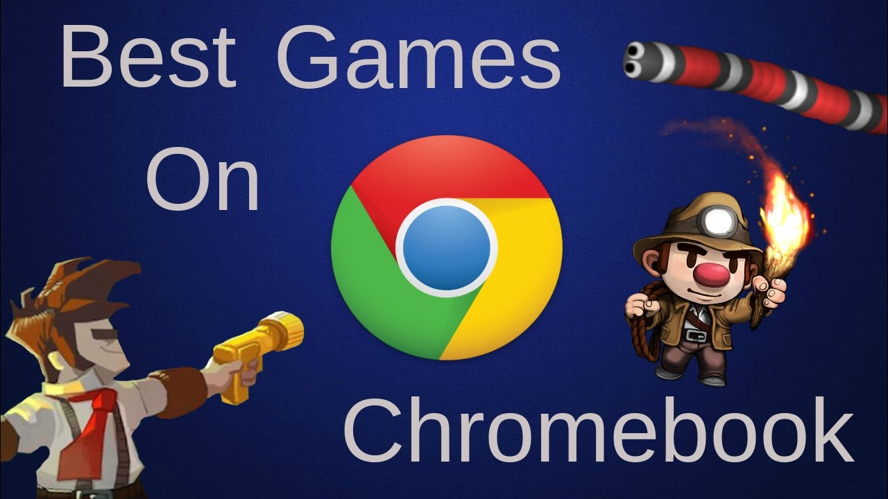 Best Games You Can Play On Chromebook Youtube