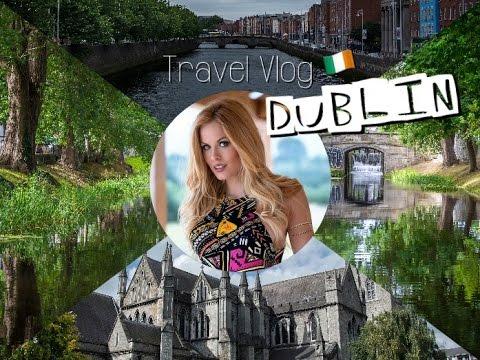 TRAVEL VLOG | DUBLIN, Ireland | ITSMEJASMIN