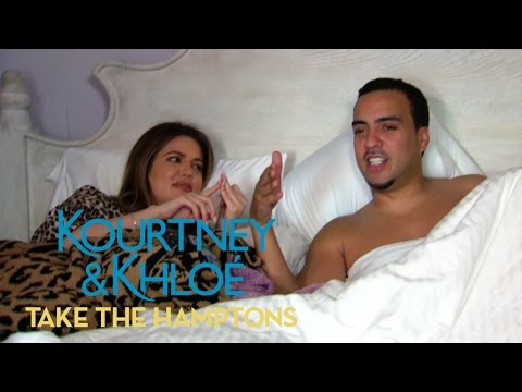 Who Stole French Montana's Pet Monkey's Name? | Kourtney & Khloé Take the Hamptons | E!