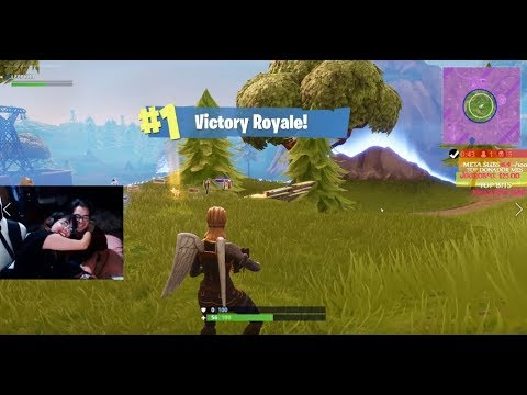 PRIMER MONTAJE + MI WIN EN FORTNITE DE PC!