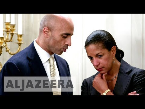 Leaked UAE emails: Yousef al-Otaiba criticises Trump