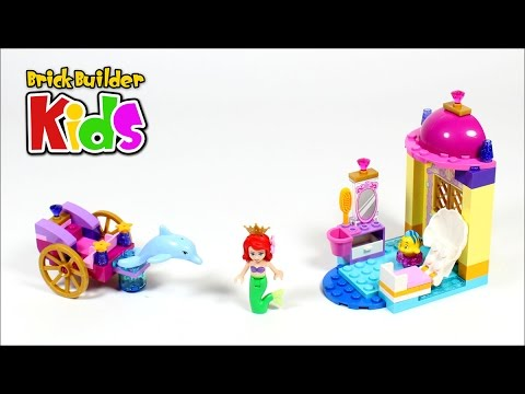 Lego Juniors 10723 Fire Ariels Dolphin Carriage  Lego ...