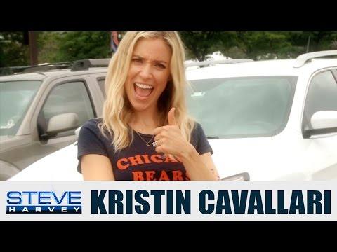 Taildating with Kristin Cavallari || STEVE HARVEY