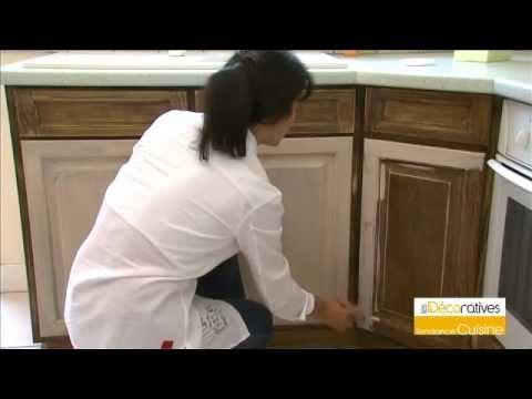 meuble cuisine pin massif