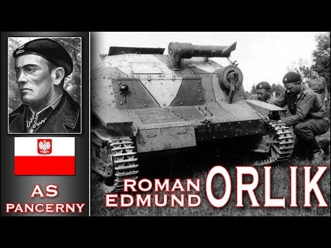 Roman Edmund Orlik - As Pancerny cz. 1