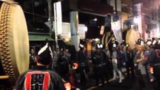 くらやみ祭り 2014 大太鼓 沖野玉枝 検索動画 23