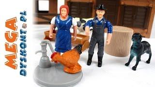 Pracowity Dzień w Gospodarstwie - Claas - Dickie Toys - Bajka po polsku