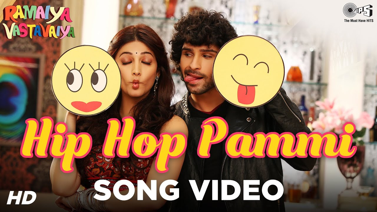 Download Hip Hop Pammi - Video Song   Ramaiya Vastavaiya   Girish Kumar & Shruti Haasan   Mika & Monali T