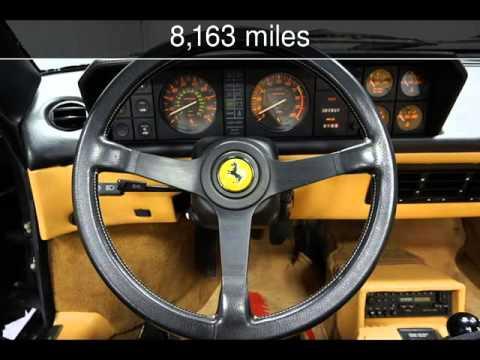 1986 Ferrari Mondial Cabriolet Used Cars Lubbock Texas