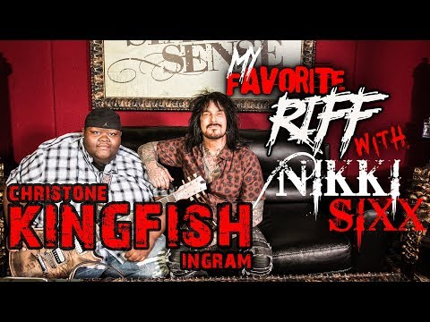 My Favorite Riff with Nikki Sixx: Christone Kingfish Ingram